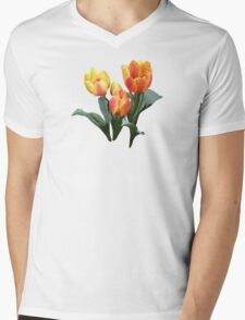Orange and Yellow Tulips T-Shirt