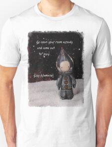 Space Poppet  Unisex T-Shirt