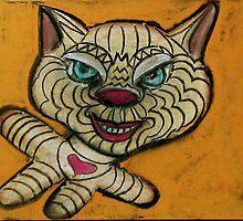 I <3 Kitties by Amy Marie Adams