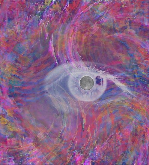Eye on the World by gloriajean