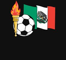 Mexico Soccer Unisex T-Shirt