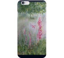 Butterflies (an encounter) iPhone Case/Skin