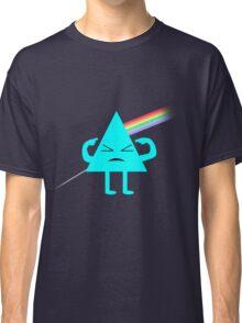 Dark Side Of The Finger Classic T-Shirt