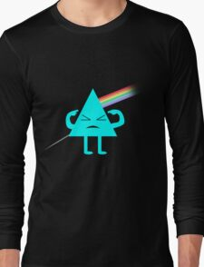 Dark Side Of The Finger Long Sleeve T-Shirt
