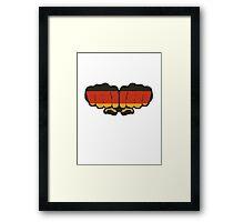 Germany! Framed Print