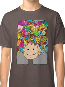 All in my head - cool variations of freams Classic T-Shirt