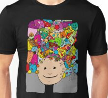 All in my head - cool variations of freams Unisex T-Shirt