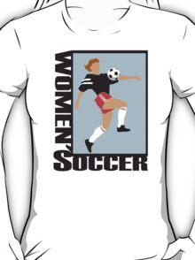 Women's Soccer T-Shirt