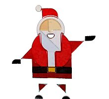 Santa Claus Noel Babbo Raw by roccoyou