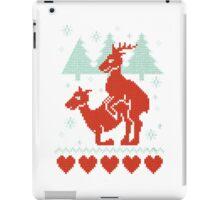 Christmas Deer iPad Case/Skin