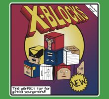 X-Blocks Box by WUVWA