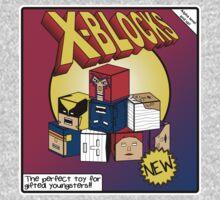 X-Blocks Box One Piece - Long Sleeve