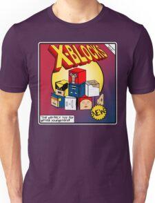 X-Blocks Box Unisex T-Shirt