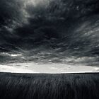 dark clouds by Michal Tokarczuk