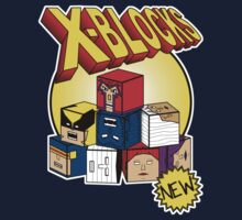 X-Blocks Logo by WUVWA