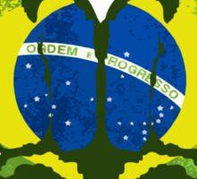 Brazil! Sticker