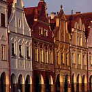 Telc Sunset by Eva Kato