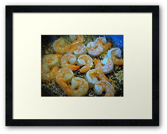 MMM Garlic Shrimp by trueblvr