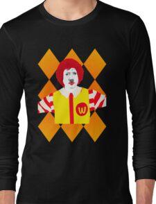 Mc Hitler Long Sleeve T-Shirt
