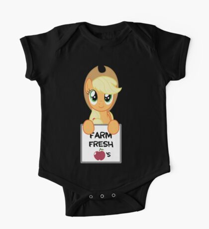 Applejack - Are Ya Gonna Buy Some Apples? One Piece - Short Sleeve