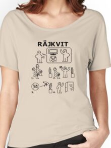 Rajkvit Women's Relaxed Fit T-Shirt