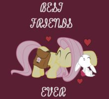 Fluttershy - Best Friends Ever by Andaimaru
