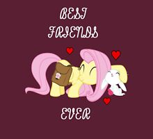 Fluttershy - Best Friends Ever Unisex T-Shirt