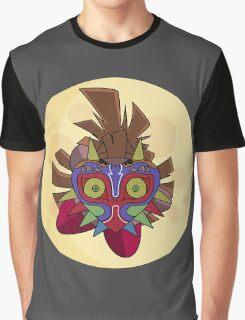 Majora's Kirby Graphic T-Shirt