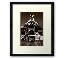 Atlantis on Paradise Island in The Bahamas Framed Print