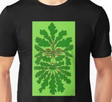 The Minimalist Green Man Unisex T-Shirt