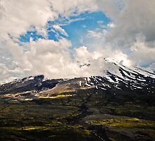 mt. st. helens by mossyphotos