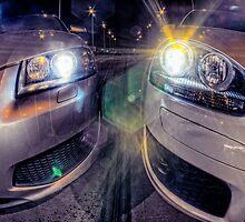 Audi s3 & Volkswagen gti by Michal Tokarczuk