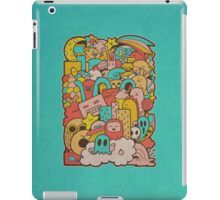 Doodleicious iPad Case/Skin
