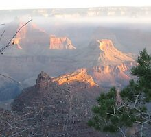 Grand Canyon Sunrise by Andrew Hogarth