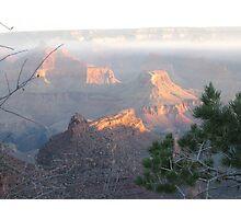 Grand Canyon Sunrise Photographic Print
