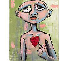 Heart (brainstemming.com) Photographic Print
