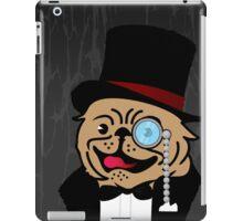 Sir Pug VRS2 iPad Case/Skin