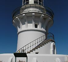 Sugarpoint Point Lighthouse. by ©Josephine Caruana