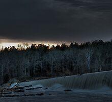 Ash Falls by Okeesworld