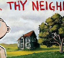 Fear Thy Neighbor (brainstemming.com) by brainstemming