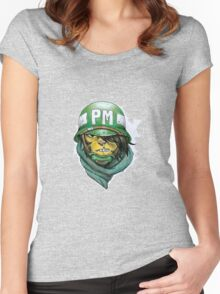 Snf Women's Fitted Scoop T-Shirt