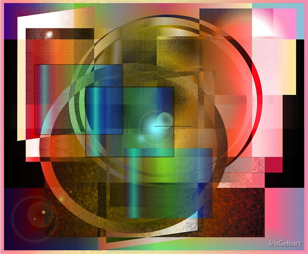 Squares by IrisGelbart