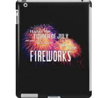 The Fourth of July iPad Case/Skin