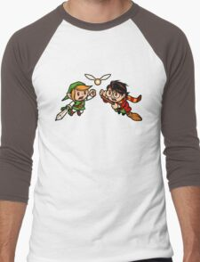 A Link to the Snitch Men's Baseball ¾ T-Shirt