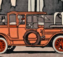 Pierce-Arrow Cars 1914 Sticker