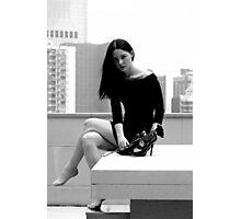 Feminin[c]ity - Hong Kong Photographic Print