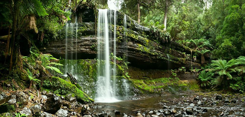 waterfall by 3523studio