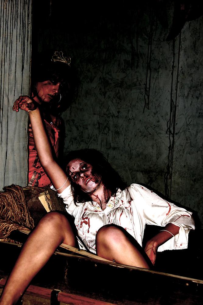 Living Dead Girls #1 by sphotog