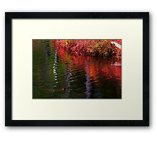 LakeShore Abstract Framed Print