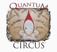 Quantum  Circus by Lisa Snellings
